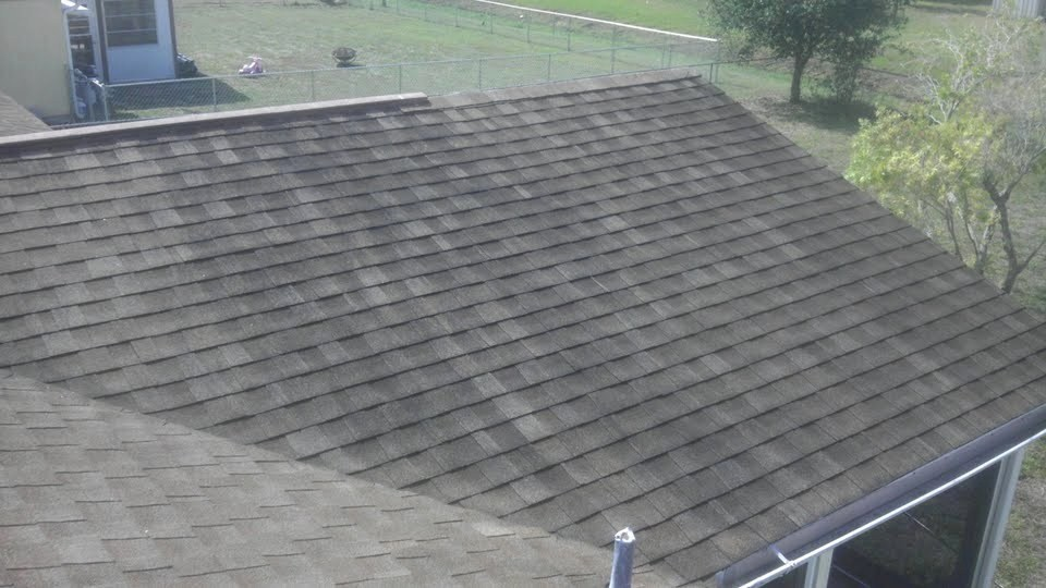 Shingle Roof Cleaning A 1 Pressure Washing Amp Roof