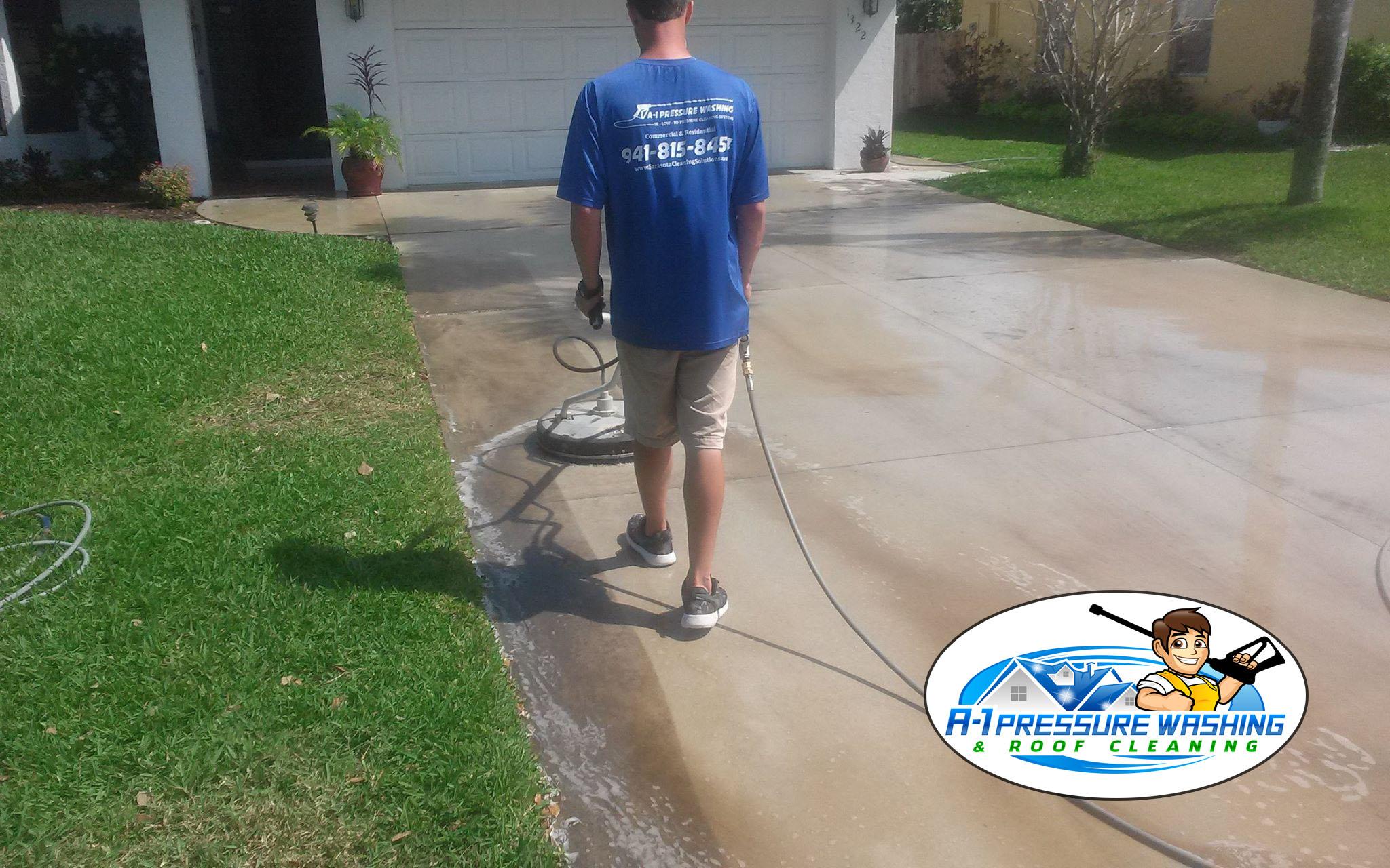 Pressure Cleaning Services North Port, Sarasota, Venice